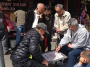 Chess in Chinatown